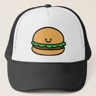 Glücklicher Burger Truckerkappe