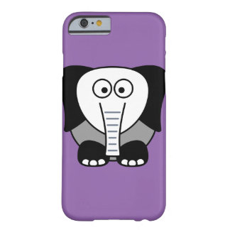 Glücklicher Elefant Barely There iPhone 6 Hülle
