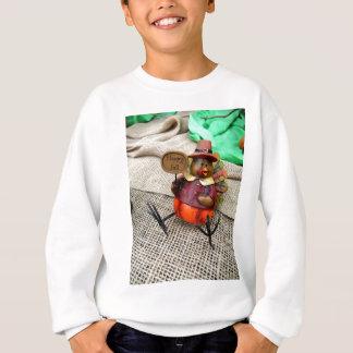 Glücklicher Fall die Türkei Sweatshirt