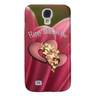 Glücklicher Fall iPhone der Tag der Mutter Galaxy S4 Hülle