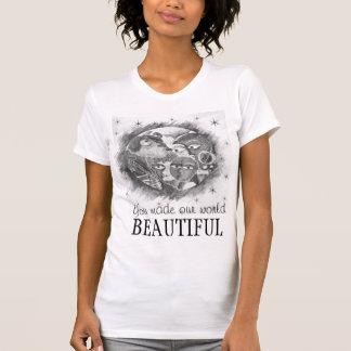 Glücklicher Familien-T - Shirt