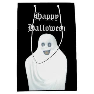 Glücklicher Geist Halloween Mittlere Geschenktüte