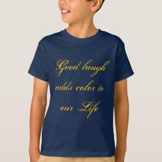 Glücklicher Geist T-Shirt