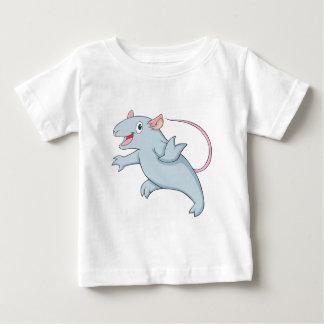 Glücklicher Gerbil Baby T-shirt