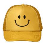 Glücklicher Gesichts-Hut Retrokultkappen