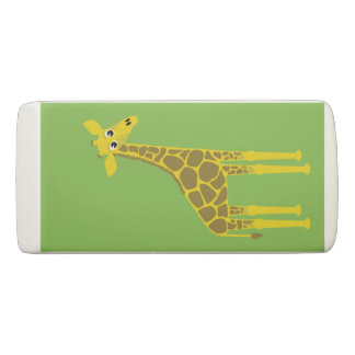 Glücklicher Giraffenradiergummi Radiergummi 1