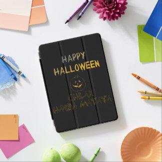 Glücklicher guter Halloween-Blick, fühlen sich iPad Pro Hülle