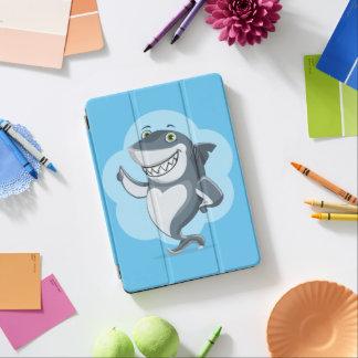 Glücklicher Haifisch iPad Air Cover