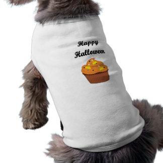 Glücklicher Halloween-kleiner Kuchen T-Shirt