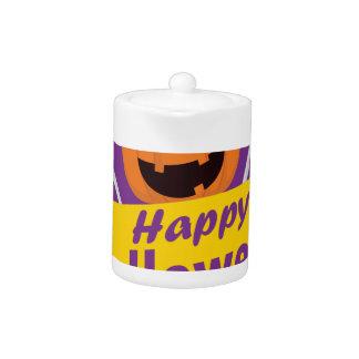 Glücklicher Halloween-Kürbis