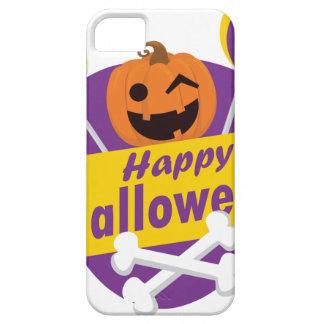 Glücklicher Halloween-Kürbis iPhone 5 Case