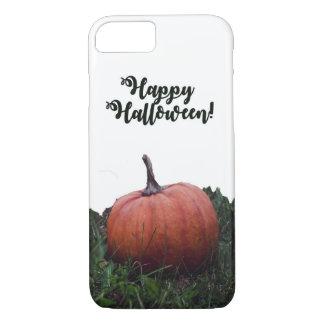 Glücklicher Halloween-Kürbis-Telefon-Kasten iPhone 8/7 Hülle