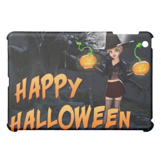 Glücklicher Halloween Skye iPad Fall