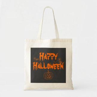 Glücklicher HalloweenBoo Einkaufstasche