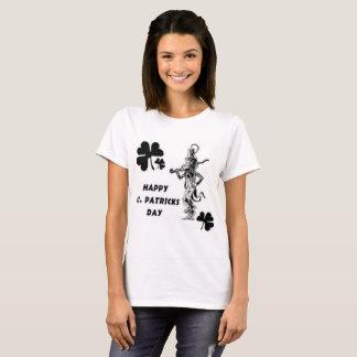 Glücklicher Heiligen Patrick Tag T-Shirt
