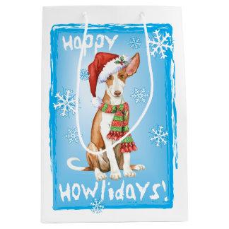 Glücklicher Howlidays Ibizan Jagdhund Mittlere Geschenktüte