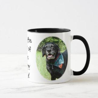 Glücklicher Jack - Hopeys Farben Tasse