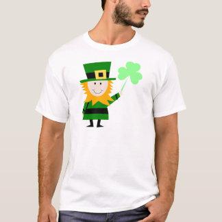 Glücklicher kleiner Kobold T-Shirt