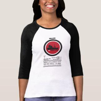 Glücklicher KükenRaglan T-Shirt