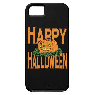 Glücklicher lächelnder Kürbis Halloweens iPhone 5 Hülle