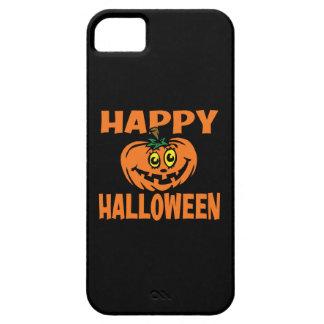 Glücklicher lustiger Kürbis Halloweens iPhone 5 Hülle