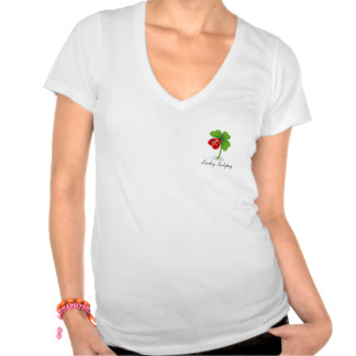 Glücklicher Marienkäfer T Shirt