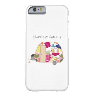 Glücklicher Mensch - glücklichster Lagerbewohner Barely There iPhone 6 Hülle