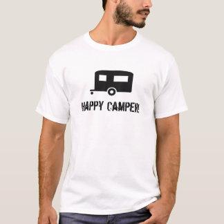 Glücklicher Mensch! T-Shirt