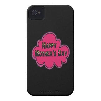 Glücklicher Mutter-Tag iPhone 4 Cover