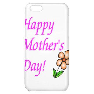 Glücklicher Mutter-Tag iPhone 5C Schale