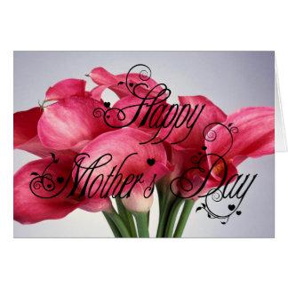 Glücklicher Mutter-Tag Karte