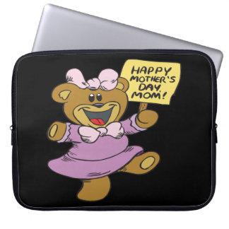 Glücklicher Mutter-Tag Computer Schutzhülle