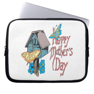Glücklicher Mutter-Tag Laptop Computer Schutzhüllen