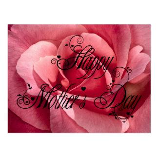 Glücklicher Mutter-Tag Postkarte