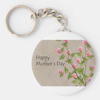 Glücklicher Mutter-Tag Schlüsselanhänger