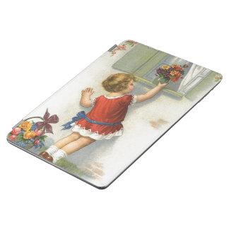 Glücklicher Mutter-Tag - Vintag iPad Air Hülle