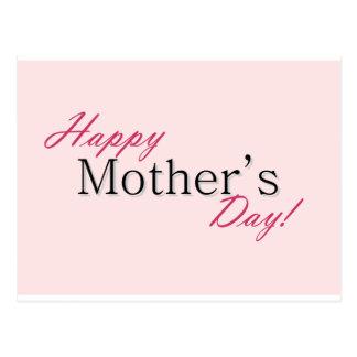 Glücklicher Muttertag Postkarte