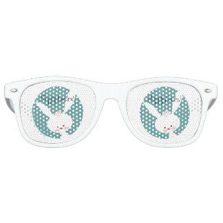 Glücklicher Osterhasen-Entwurf Partybrille