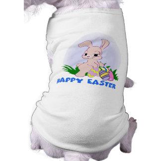 Glücklicher Ostern-Hundeshirt Top
