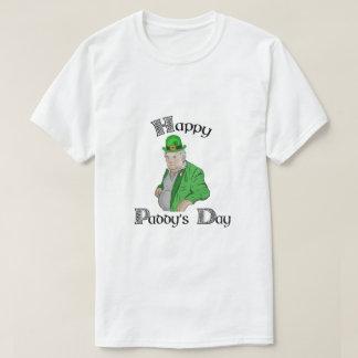Glücklicher Paddy Losty Tag T-Shirt