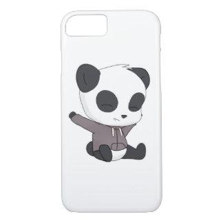 Glücklicher Panda iPhone 8/7 Hülle