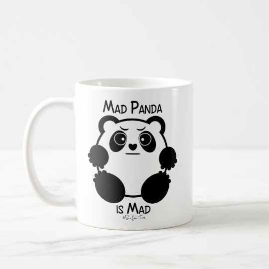 gl cklicher panda w tender panda kaffeetasse zazzle. Black Bedroom Furniture Sets. Home Design Ideas