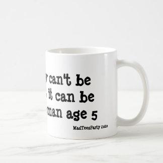 Glücklicher Penny Kaffeetasse
