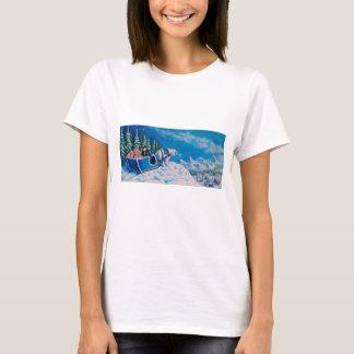 Glücklicher Pinguin T-Shirt
