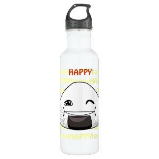 Glücklicher Saft! Trinkflasche