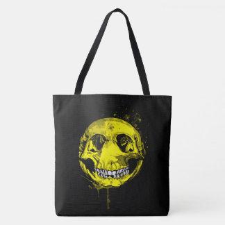 Glücklicher Schädel Tasche