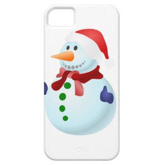 Glücklicher Schneemann Schutzhülle Fürs iPhone 5