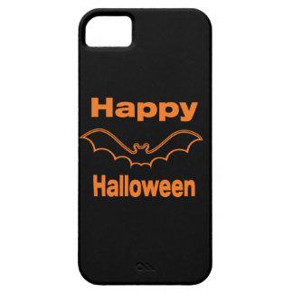 Glücklicher schwarzer Schläger Halloweens Etui Fürs iPhone 5