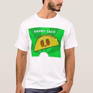 Glücklicher Taco T-Shirt