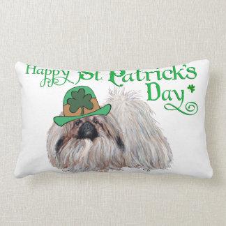 Glücklicher Tag St. Patricks Lendenkissen